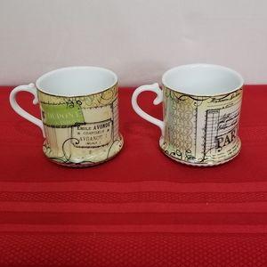 Rosanna paris mug set